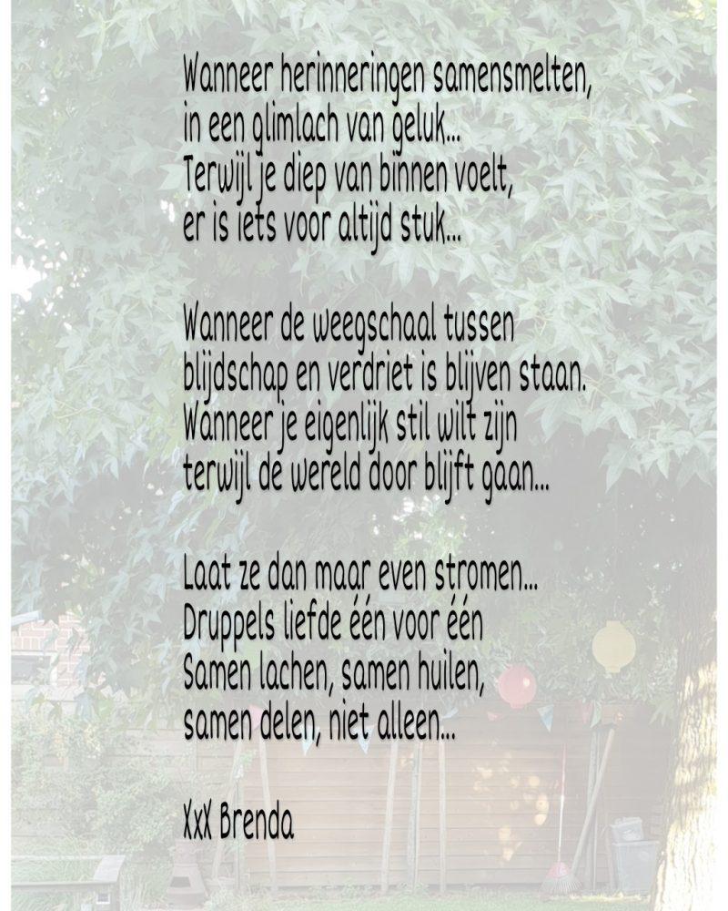 Gedichten Rozenblaadjes
